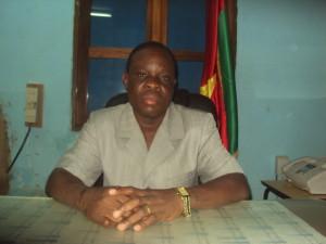 Le Haut commissaire de la  Kossi