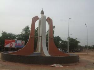 Monument des Droits Humains, Ouagadougou