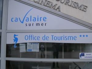 Office du tourisme à Cavalaire