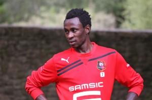 Jonathan Pitroipa est le 4ème meilleur joueur d'Afrique pour le magazine Jeune Afrique