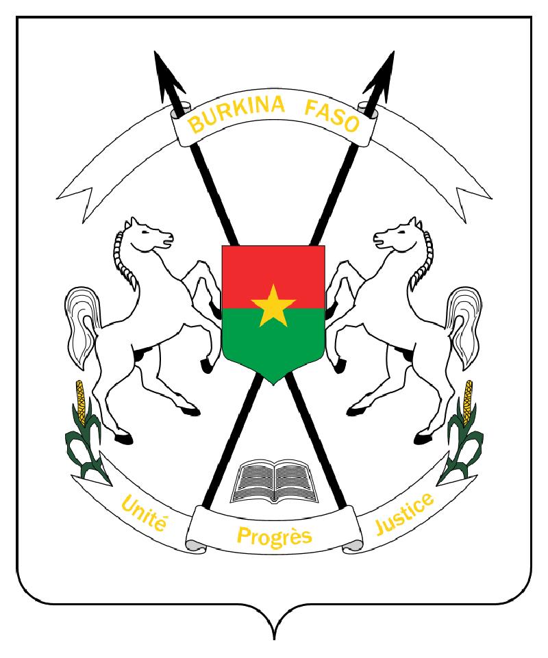 Armoiries du Burkina