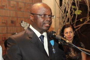 Le président de la CENI Me Barthélémy Kéré      Photo  : B24