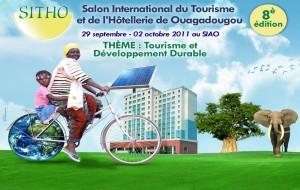 Salon International du Tourisme et de l'Hotelerie de Ouagadougou