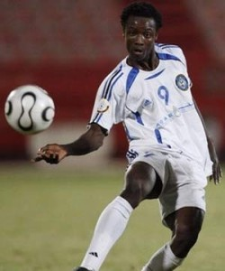 Abdoulaye Cisse.