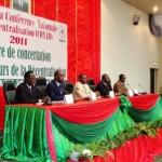 Conférence nationale de la Décentralisation : quelles actions pour réussir le processus ?