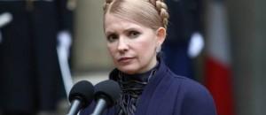 IOULIA Timochenko, ancien premier ministre Ukrainienne. Ph.. Le Point.fr