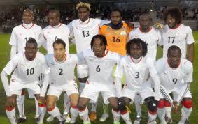 Etalons du Burkina. Photo: lefaso.net