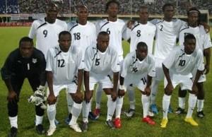 Etalons du Burkina. Photo: sportaupluriel