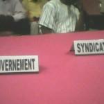Négociations gouvernement/syndicats : Les salaires augmentent de 5%, et  «le communiqué final n'est pas le point final des échanges», dixit Soungalo Ouattara.