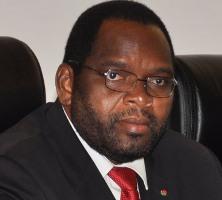 Arsène Bongnéssan Yé, le président du Comité chargé d'établir le rapport d'étape sur le sénat (Ph : DR)