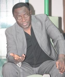 Me Herman Yaméogo (Ph : DR)