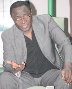 Hermann Yaméogo, Président de l'UNDD.