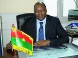Maxime Kaboré, ancien candidat à la présidentielle de 2010