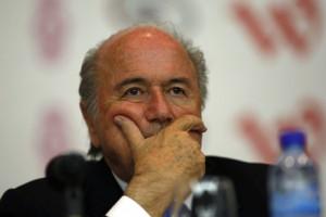 Sepp Blatter, président de la FIFA © Getty Images