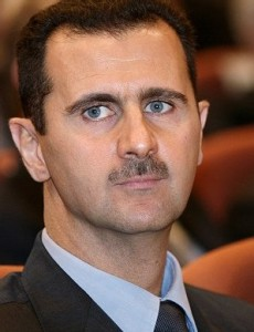 Bachar Al-Assad. Photo:voltairenet.org