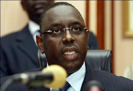 Macky Sall - Président Sénégalais