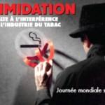 Journée mondiale sans tabac 2012: les chiffres préoccupent, l'offensive des industries du tabac aussi.