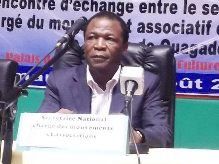 """Blaise Compaoré sur la candidature de François Compaoré à la présidentielle de 2015  : """" Il n'en a aucune intention, n'en a parlé ni à moi ni à personne"""" (Ph : Burkina 24)"""
