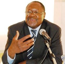 """Ablassé Ouédraogo, Président du """"Le Faso Autrement"""" (Ph: DR)"""