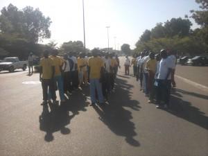 Des foulées pour lutter contre le Sida et les IST © Burkina 24