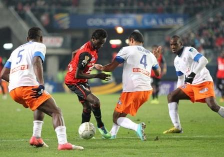 Jonathan Pitroipa (© Stade Rennais F.C.)