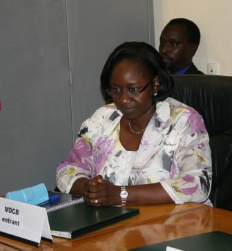 La nouvelle ministre déléguée chargée du Budget. Photo. B24