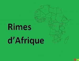 Rimes d'Afrique_B24