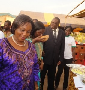 Nestorine Sangaré a ouvert la SNAC par une calébassée de jus de toédo