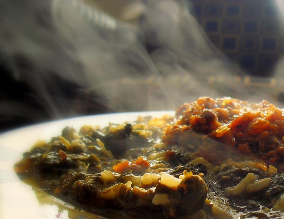 Un plat  de babenda modernisé (Ph : gastronomie.burkina24.com)