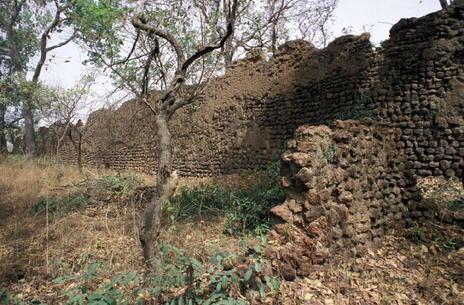 Les ruines de Loropéni, classées patrimoine mondial de l'UNESCO (Ph : whc.unesco.org)
