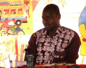 Wendlassida Ouédraogo, coordonnateur CNA Burkina et CNA Afrique