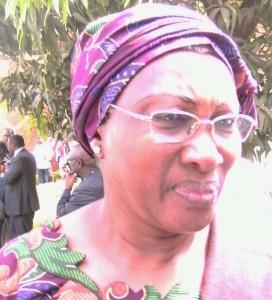 Salamata Salembéré: invitée d'honneur du FESPACO 2013