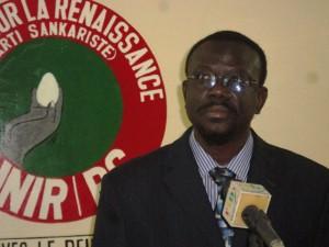"Me Bénéwendé Sankara : ""Ce peuple n'a pas besoin de vengeance"" (Ph : B24)"