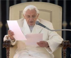 Pape Benoît XVI @Huffington Post