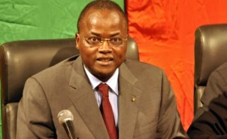 Lamoussa Salif Kaboré,  ministre de l'Energie et des Mines