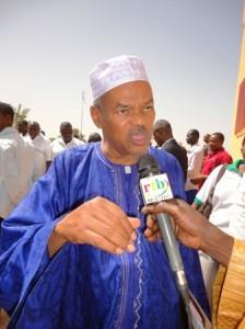 Arba Diallo, Maire de la ville de Dori