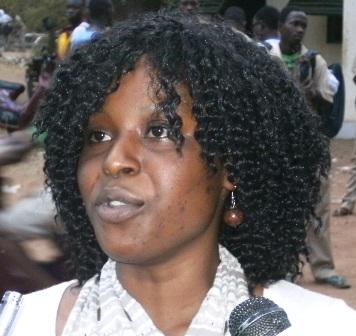 KISSOU A. Chantal (Myriam) © Burkina 24