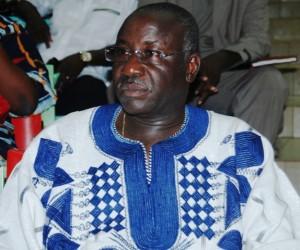 Marin Casimir Ilboudo, nouveau maire de Ouagadougou (Ph : B24)