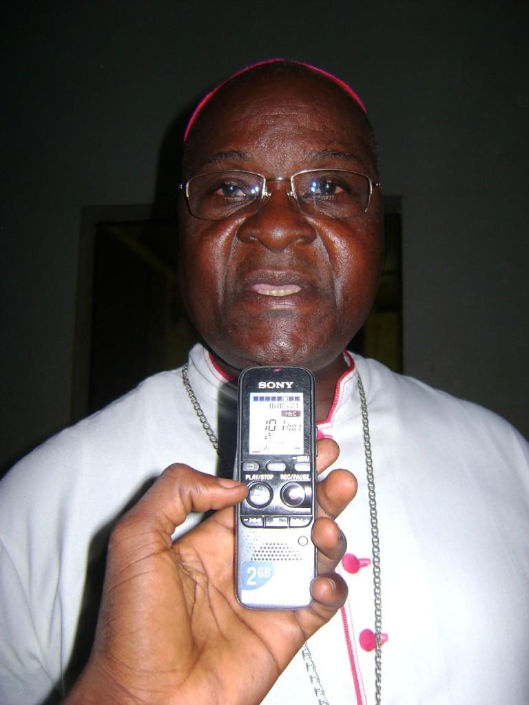 Mgr Paul Ouédraogo