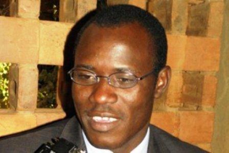 Le Pr Abdoulaye SOMA. Ph.Lefaso.net