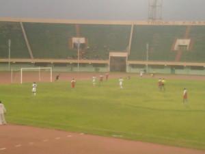 L'EFO écrase la JCB, le RCK toujours en tête © Burkina 24