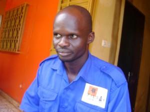 Seydou Ouédraogo, le 3 avril 2013. Ph.B24