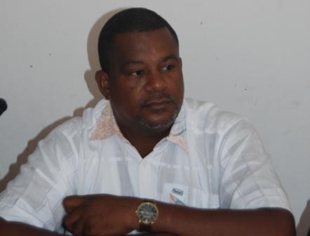 Abdoulaye Diallo, président de l'Association Jazz à Ouaga. Ph.B24