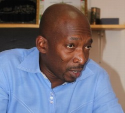 Kader Roger Cissé, conseiller spécial du président Bissau guinéen