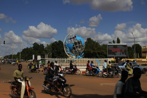Ouagadougou (place des Nations Unies)