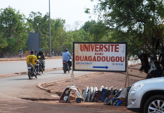 Université de Ouagadoudou (Ph : B24)