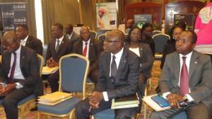 Ecobank prévoit de développer et former son personnel (Ph : B24)