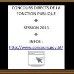 Concours directs de la Fonction publique : Les résultats partiels disponibles