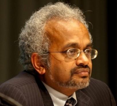 Shanta Devarjan, économiste en chef pour la région Afrique de la Banque mondiale et auteur principal du nouveau rapport