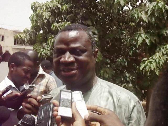 Assimi Koanda, le Secrétaire exécutif national du CDP (Ph : B24)